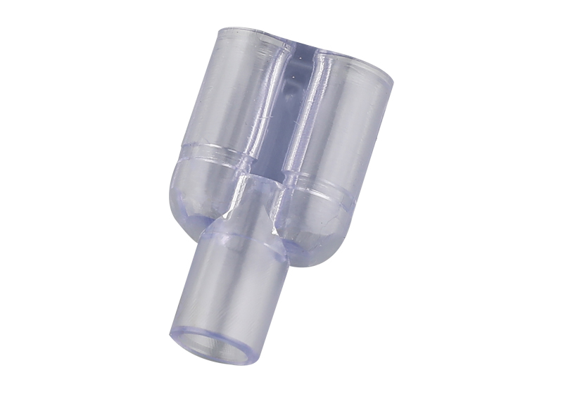Medical Use Disposable Sterile Plastic Three Way Connector