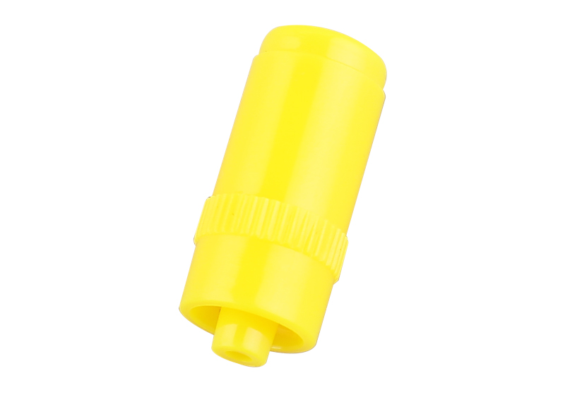 Surgical Medical Yellow Heparin Cap
